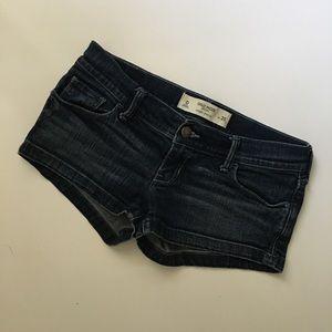 Gilly Hicks Cheeky Denim Shorts Size 0 W25